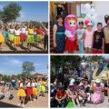 The festive event dedicated to the International Children's Day and the opening of the