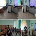 On October 29, 2019, a pedagogical meeting was organized on the topic
