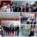 A competition dedicated to the 175th anniversary of the Kazakh thinker, great poet and composer Abay Kunanbayev was held among students in grades 7-10 ...